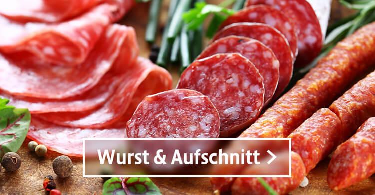 Bedientheke Wurst & Aufschnitt